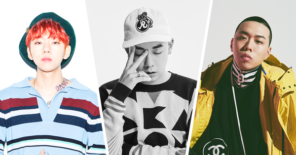 Hiphop的大勢時代,那些為OST獻聲的Rapper們!