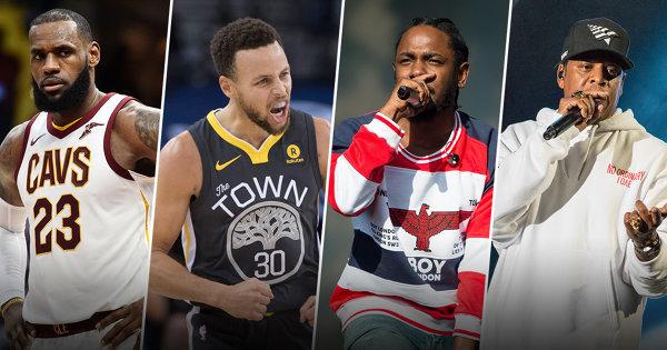 原來他們這麼像!如果這10位饒舌歌手與NBA球星交換靈魂