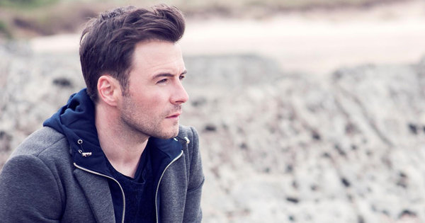 Holding His Own Stage -- Shane Filan