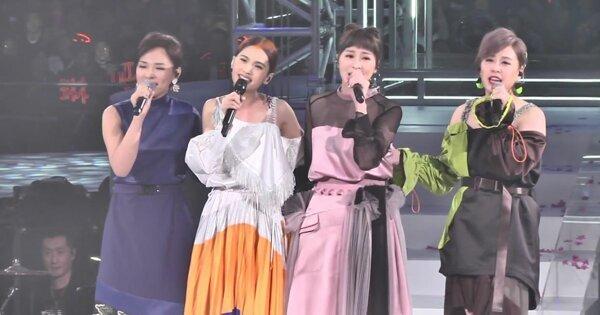 """4 in Love香港合体后,杨丞琳PO文""""好像梦一样!"""""""