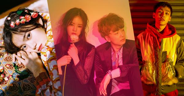 鄭鎰勳、MINSEO帶你迎接春天的新音樂 本週韓語嚴選