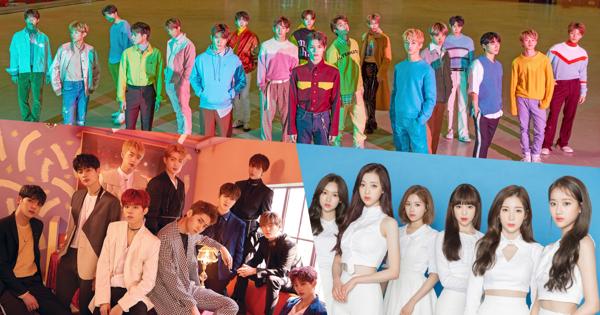 NCT、UP10TION大型男團回歸,魅力狙擊女心 本週韓語嚴選