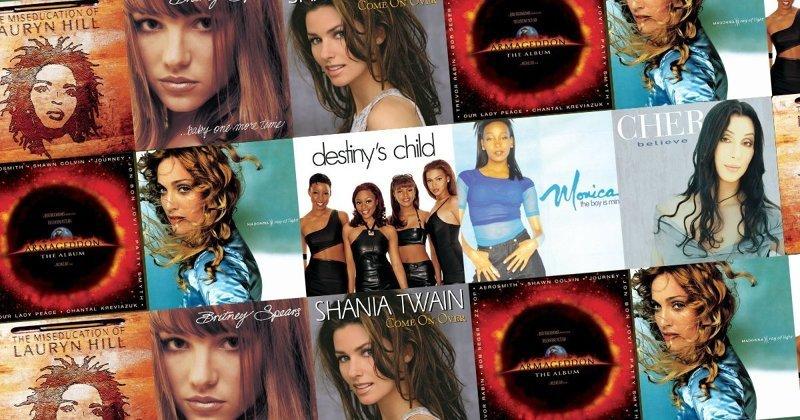 回到1998年,我們都聽這些歐美歌曲長大的!