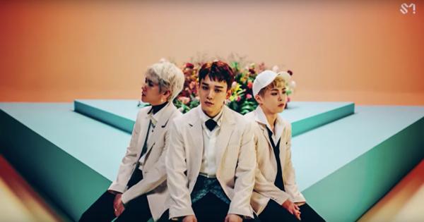 和我們約會吧!跟著 EXO-CBX 新曲,享受如沐春風的愉悅