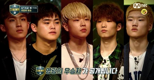 擠下韓團偶像勇奪六榜冠軍 這群高中生饒舌有一套!