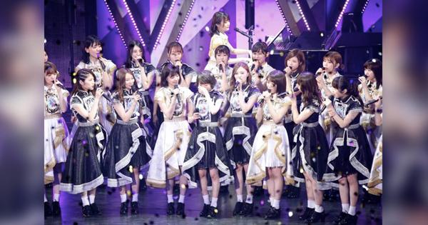6 萬歌迷陪著畢業 生駒里奈:「未來將在演藝圈努力求生存。」