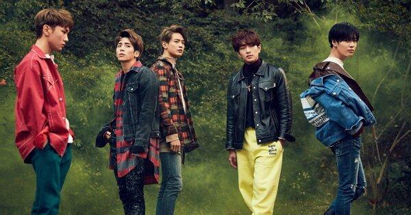 SHINee攻日七年首發精選輯 公信榜雙冠破紀錄