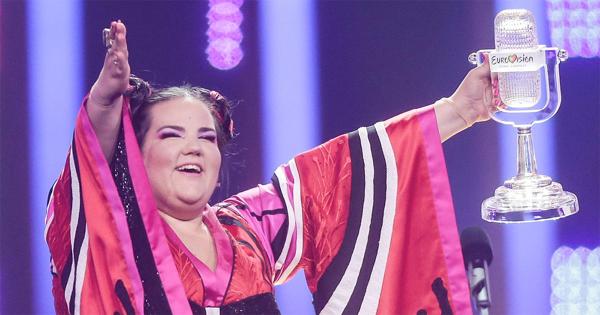 學愛黛兒才會成功?她做自己歐洲歌唱大賽奪冠