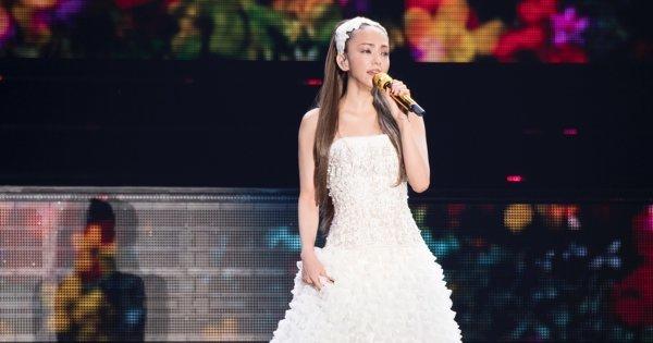 「我要用笑容與大家說再見」ーー安室奈美惠最終巡演台灣場