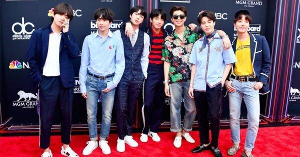 BTS防彈少年團告示牌獲讚全球最紅!細數「世界彈」的國際大小事