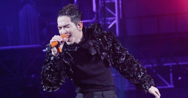 感謝與感性都以音樂回報 —— 蕭敬騰「娛樂先生」台北演唱會