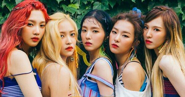 炎夏最夯「果汁美」!聽Red Velvet清爽舞曲對抗酷熱
