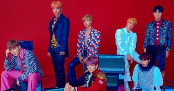 BTS防弹少年团、神话 破纪录男团魅力大爆发|韩语速爆新歌