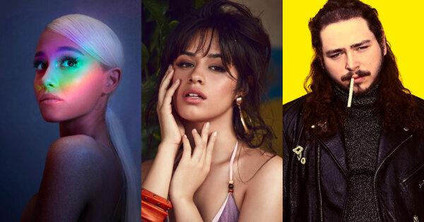 MTV歐洲音樂獎卡蜜拉入圍6項大贏家!美國歌手佔領多項氣勢如虹