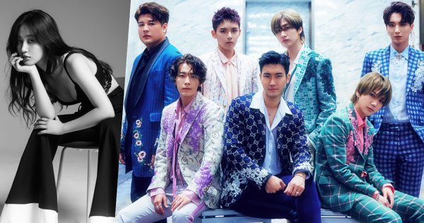 SUPER JUNIOR、俞利性感示愛 異國風再現男女神誘惑|韓語速爆新歌