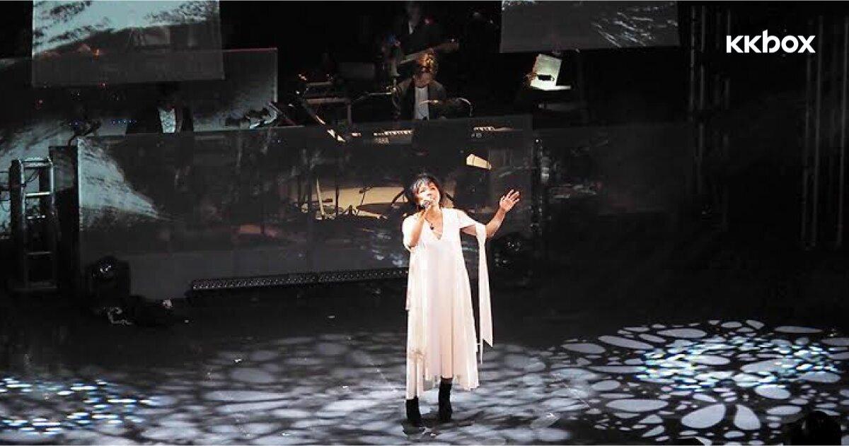 鄧小巧Inner Strength音樂會 – 用音樂治癒心靈