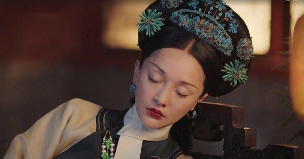 """《如懿传》结局逼哭粉丝 张惠妹化身""""惠贵妃""""把这首歌献给皇上!"""