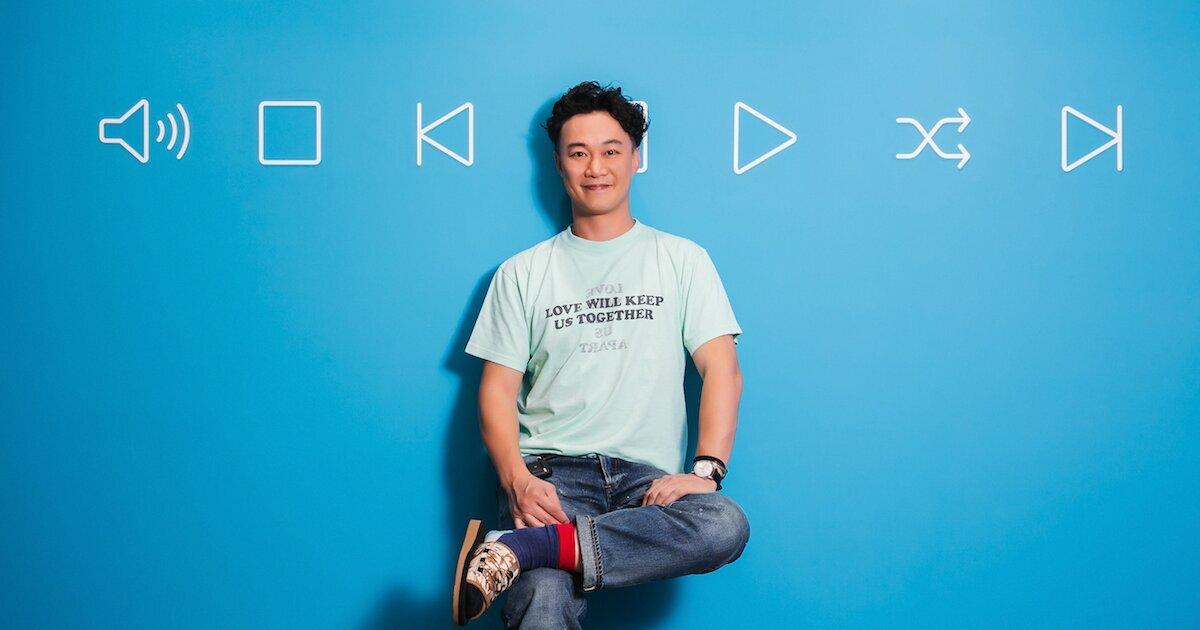 【專訪】陳奕迅談新碟《L.O.V.E.》:這一切都從愛出發