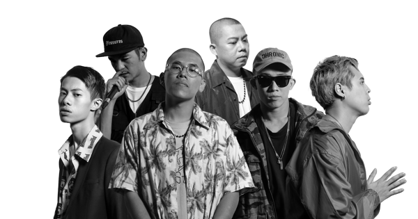 饒舌X樂團8組人馬跨界合作!推專輯《RAP N' ROLL》12月合體開唱