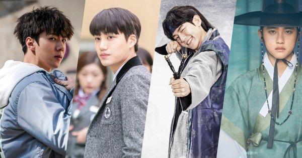 你只看過《與神同行》?盤點全方位偶像EXO的演技代表作