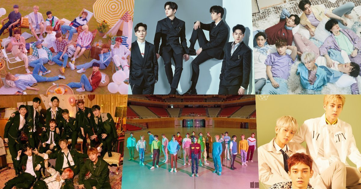 Here are the best-selling K-pop albums of 2018
