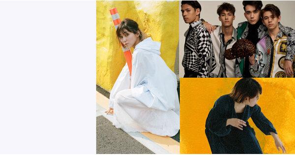 2019年ブレイク必至の注目アーティスト-中村佳穂、INTERSECTION、ナナヲアカリ
