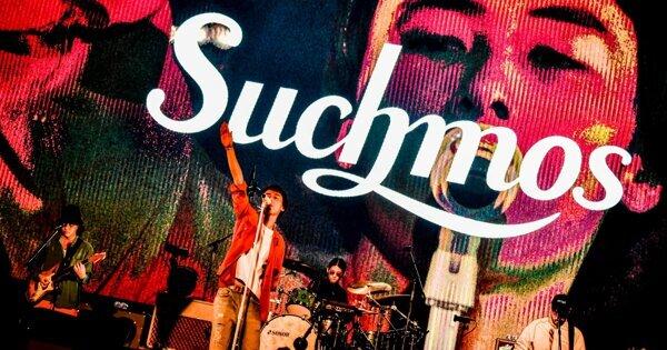 【影片】日人氣樂團Suchmos家鄉橫濱開唱,宣布明年將站上「目標之地」!