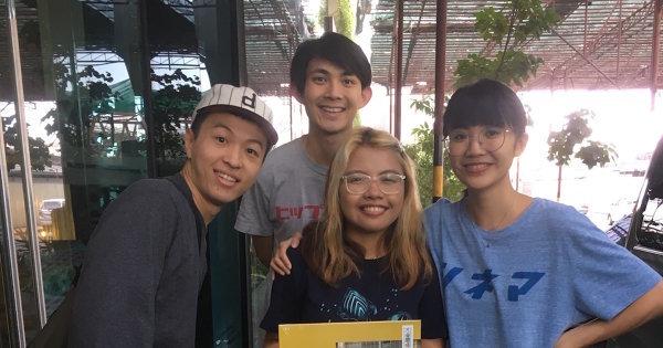 【大象體操巡演週報Vol.3】凱婷到哪都要買〇〇:東南亞篇(泰國、菲律賓)