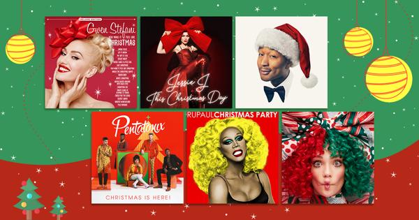 2018必聽6首聖誕新曲!用音樂豐富你的耶誕新年假期