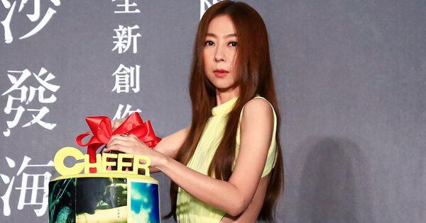 """陈绮贞拍MV挑战3秒落泪!幽默自封""""创作界刘雪华"""""""