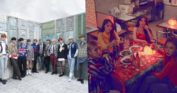 大势联手! Wanna One、MAMAMOO 合作舞台 就在今晚MAMA