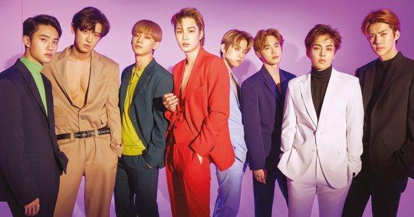 EXO成員作詞展性感誘惑  藝聲、請夏曖昧對唱 韓語速爆新歌