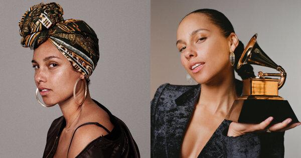 Alicia Keys接下葛萊美主持棒!粉絲激動大喊「Girl On Fire」