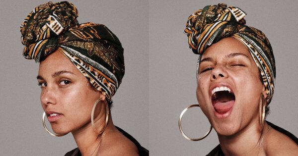 Alicia Keys接下Grammys主持棒!粉絲激動大喊「Girl On Fire」