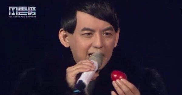【第14屆 KKBOX 風雲榜】黃子佼〈渴望〉登上小巨蛋!慶幸當歌手滿月了