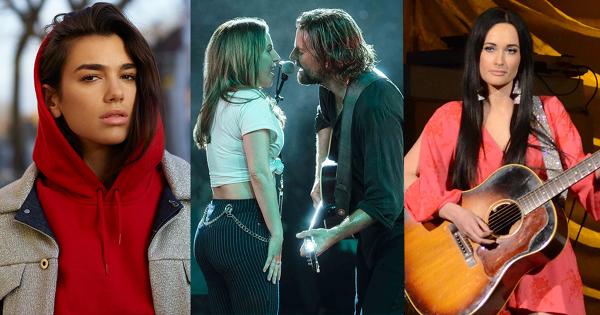 2019葛萊美預測:〈Shallow〉有望拿年度歌曲,Dua Lipa被推新人王