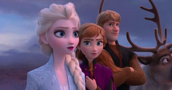24小時點擊破億!《冰雪奇緣2》預告創下動畫片紀錄