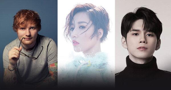 【演唱会懒人包】 Ed Sheeran、A-Lin、Westlife 重返新加坡开唱!