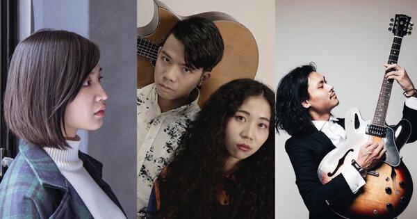金曲前輩加持!6組必聽新生代音樂人(上):黃宇寒、溫達零下8度、鄧志峰&暖巢