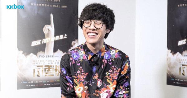 【专访】香港风云榜首唱新歌  卢广仲谈爱情观不求回报