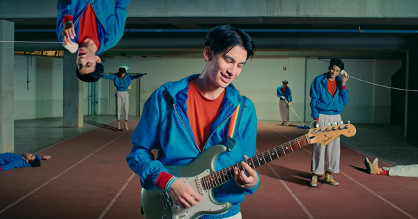 泰國小王子Phum Viphurit戰勝焦慮 用新歌替五月開唱暖身|西洋速爆新歌
