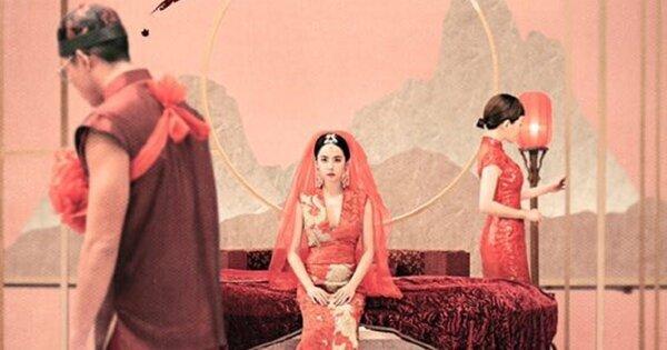 蔡依林〈紅衣女孩〉重口味!小S激吻王柏傑:不是老公的親吻戲 我都接!