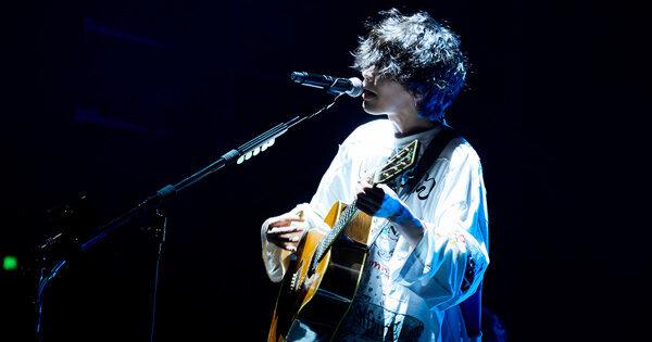 重溫像美夢一樣的夜晚,米津玄師首度台北開唱!