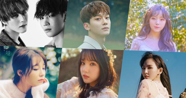 歌聲掛保證! 這六組韓流偶像唱 OST 也好聽