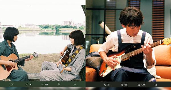 小松菜奈、高橋一生要以歌手出道?!這些演員跨界「唱很大」