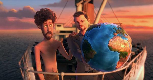 跟著李奧納多救地球!Lil Dicky新作〈Earth〉神邀紅髮艾德、CP查理等30組大咖歌手獻聲