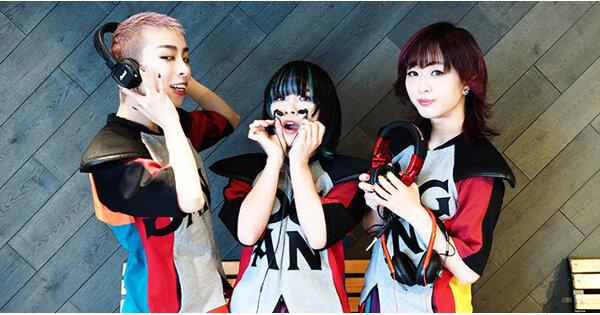 アイドルたちの耳元 Vol.1 GANG PARADE