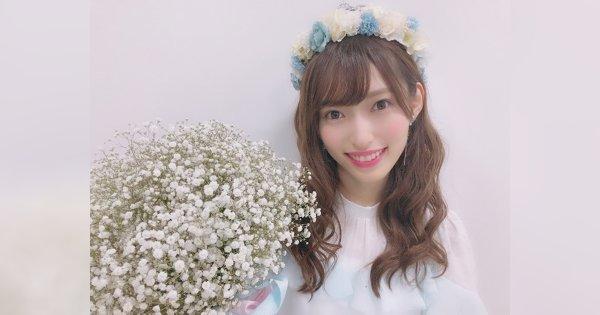 NGT48山口真帆正式畢業:「能成為讓各位願意支持的偶像,真的很幸福。」