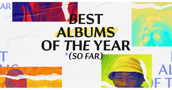 Complex精選2019上半年最佳50張專輯!來看哪些專輯有入圍