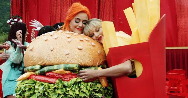 Taylor Swift 与 Katy Perry 和解了!〈You Need To Calm Down〉7大彩蛋解密